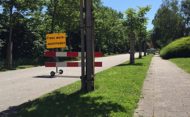 SG Groen Groep werkt mee aan reconstructie van wegen en riolering in Metslawier